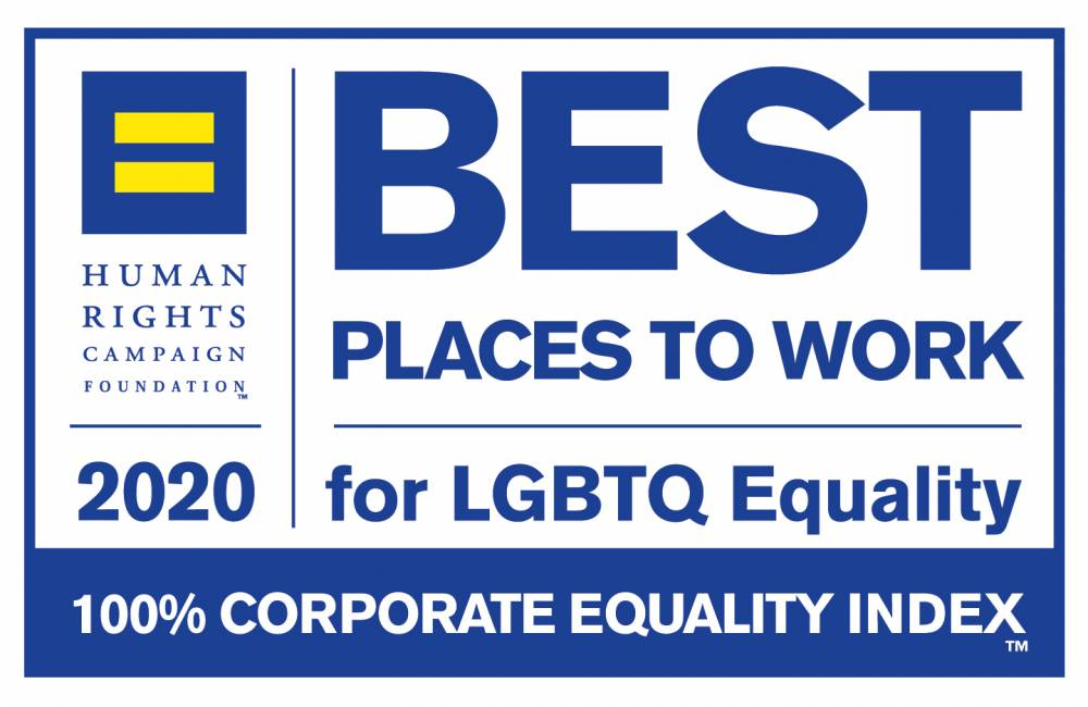 Buckley earns perfect score in Corporate Equality Index for fifth consecutive year