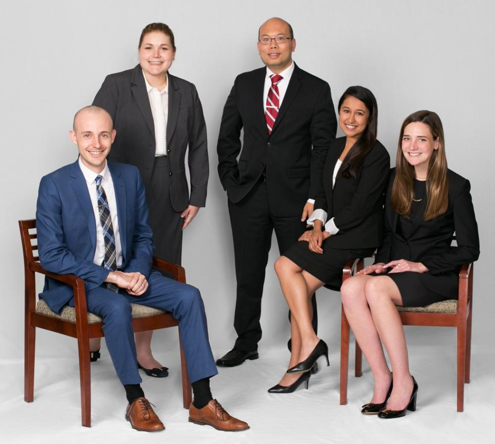Buckley Sandler 2017 Summer Associates