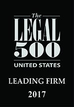 Buckley Sandler Legal 500 US Leading Law Firm 2017