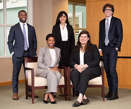Buckley 2017 Summer Associates