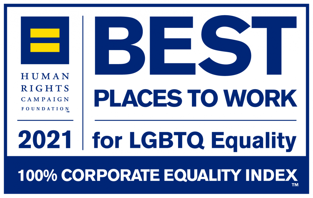Buckley earns perfect score in Corporate Equality Index for sixth consecutive year