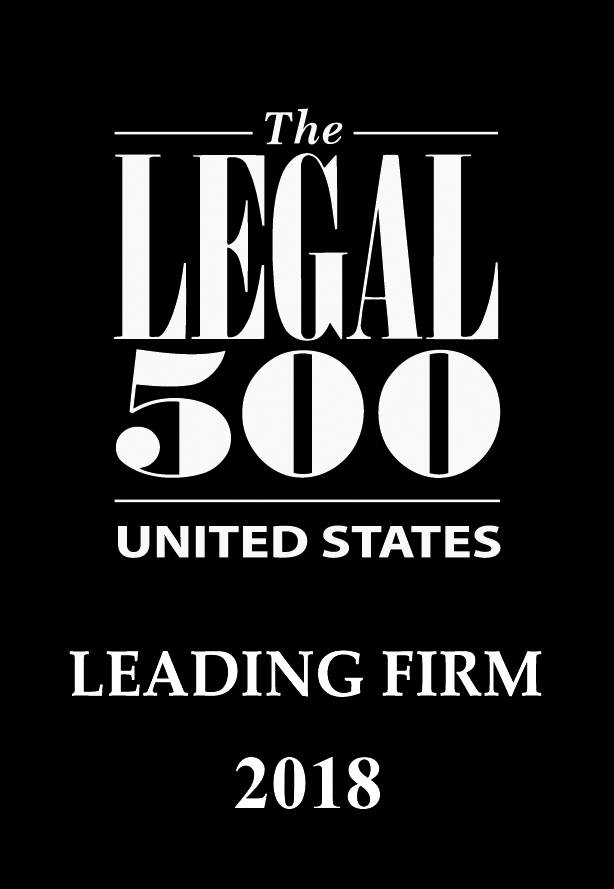 Buckley Legal 500 US Leading Law Firm 2017