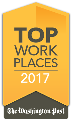Buckley Sandler Top Work Places 2017 Washington Post