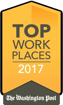 Buckley Sandler Top Work Places 2017 Washington Post