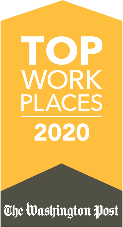 Buckley Top Work Places 2020 Washington Post